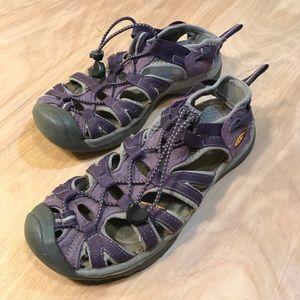Women's Keen Lightweight Sport Sandals US 7